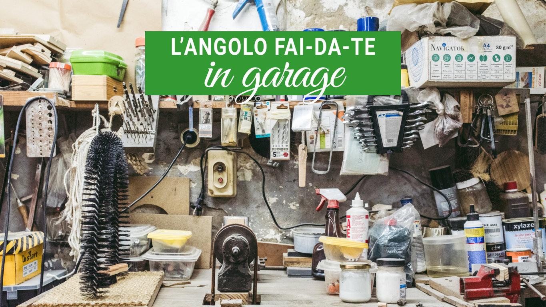 Idee Garage Fai Da Te organizza il garage fai spazio al fai-da-te   fratelli ongaro
